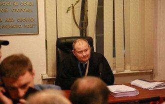 Судья Чаус останется под домашним арестом - фото 1