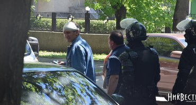 В Николаеве 9 мая продолжается - фото 1