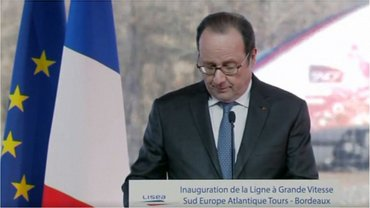 Олланд ожидал подобного поворота событий - фото 1