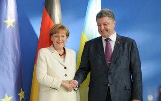 Меркель отметила роль Украины в борьбе с нацизмом и передала разговор с Путиным - фото 1