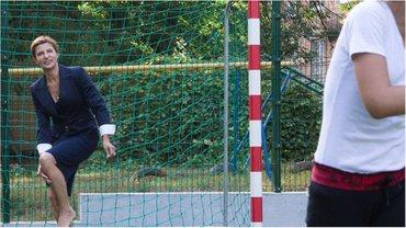 Марина Порошенко будет проводить физкультуру каждое утро - фото 1