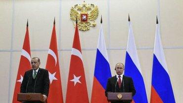 Путин и Эрдоган провели переговоры в России - фото 1