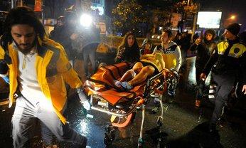 Теракт в Стамбуле унес 39 жизней - фото 1
