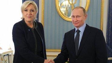 Французская сторонница Кремля потеряла право на иммунитет - фото 1