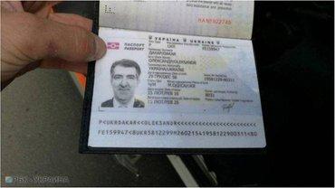 Полиция проверяет получение стрелком украинского паспорта - фото 1