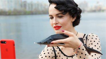 Даша Астафьева та еще рыбачка - фото 1
