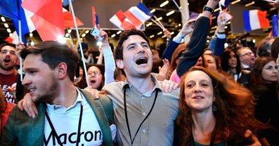 Партия Макрона набрала больше всего голосов - фото 1