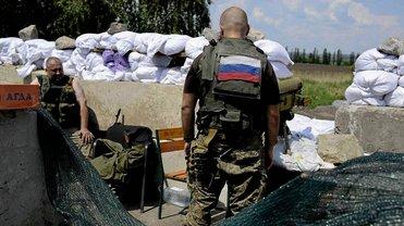 Российские военнослужащие дезертируют из зоны АТО - фото 1