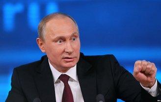 Путин не хочет общаться с прессой после диалога с Трампом - фото 1