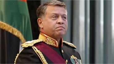 Король Иордании Абдалла II  - фото 1