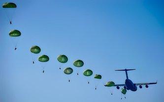 В Беларуси прошли военные учения  - фото 1