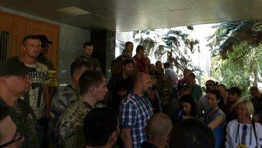 Мельничука вызывали на допрос в СБУ - фото 1