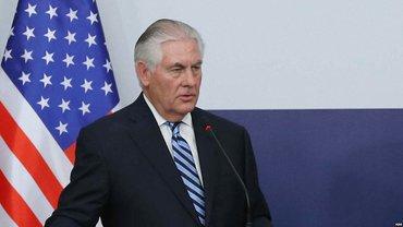 Инициатором разговора был госсекретарь США - фото 1