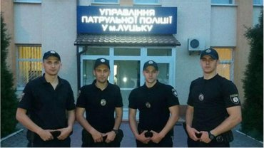 Всех патрульных подали на награду от министра - фото 1