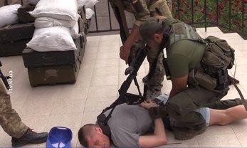 Журналист пострадал на военных учениях  - фото 1