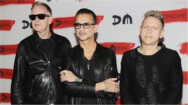 Depeche Mode в Киеве  2017 год - фото 1