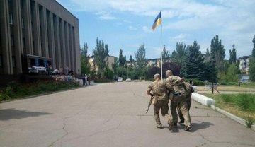 Военные учения резервистов - фото 1