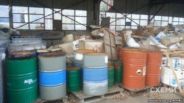 Фирма продолжает принимать отходы без лицензии - фото 1
