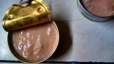 Российские террористы направляют на Донбасс просроченные детские продукты - фото 1
