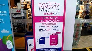 Лоукостер Wizz Air отменил разделение ручной клади - фото 1