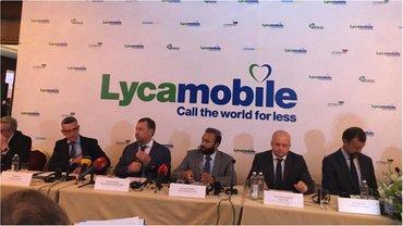 "Запуск ""LycaMobile"" в Украине - фото 1"