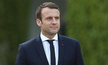 Президент Франции Эммануэль Макрон - фото 1