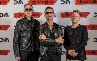 Depeche Mode прилетели в Киев - фото 1