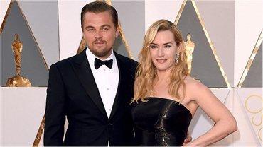 Леонардо Ди Каприо и Кейт Уинслет  - фото 1