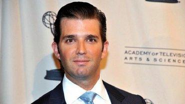 Сын президента США Дональд Трамп-младший - фото 1