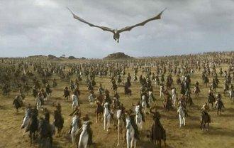 Из нового промо Игры престолов видно, как Ланнстеры готовятся к войне - фото 1