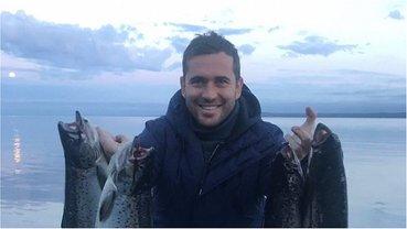 Кержаков на рыбалке - фото 1