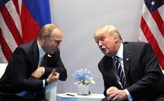 Встреча Путина и Трампа в Германии  - фото 1