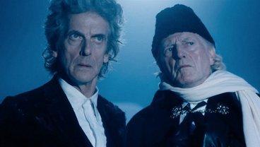 Двенадцатый Доктор Питер Капальди спасет мир вместе с Первым Доктором  - фото 1