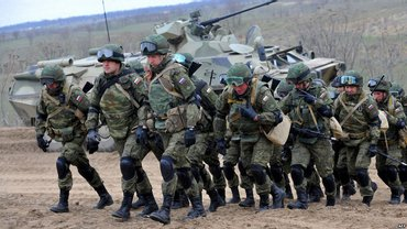 Учения Запад 2017 вызывает большие опасения в Украине - фото 1