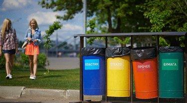 Украинцев заставят сортировать мусор - фото 1