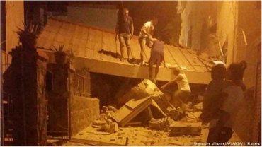 В Италии землетрясение разрушило дома - фото 1