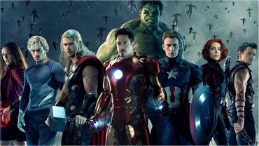 Мстители: персонажы - фото 1