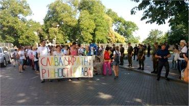 """Марш равенства заставил объединиться врагов Украины и тех, кто считает себя """"патриотами"""" - фото 1"""