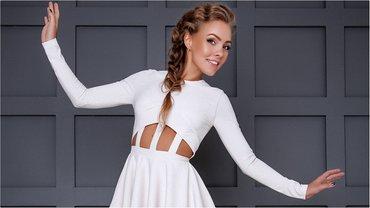 Алена Шоптенко выйдет на паркет Танців з зірками уже 27 августа в 21.00 на телеканале 1+1 - фото 1