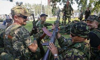 Боевики убивают за самогон - фото 1
