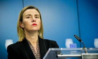 Могерини созывает послов стран ЕС для совещания 14 августа - фото 1