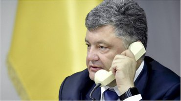 Порошенко созвонился с Путиным, Макроном и Меркель - фото 1