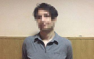 Иностранец размахивал ножом в вагоне метро  - фото 1