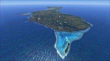 КНДР хочет нанести удар по острову Гуам в Тихом океане - фото 1