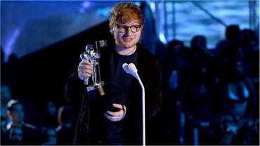 MTV Video Music Awards 2017: Эд Ширан назван лучшим артистом года - фото 1