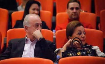 Борис Фуксман с женой Лилией - фото 1
