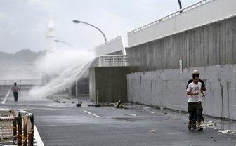 2000 жителей оставили свои дома из-за непогоды - фото 1