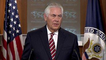 Тиллерсон обвинил Россию в пособничестве Талибану  - фото 1