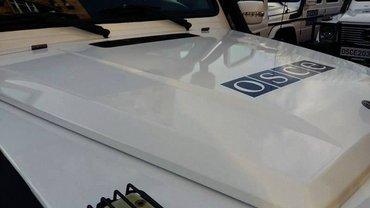 Машина ОБСЕ не проехала в Луганской области  - фото 1