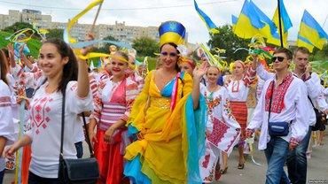 Беларусы отметят День независимости Украины - фото 1